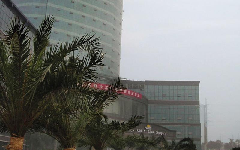 重庆戴斯大酒店轻奢家具